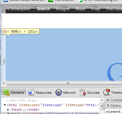 Chrome Pixel Rulers